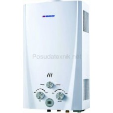 Edisson Аппарат водонагревательный газовый проточный F20D