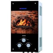 Edisson Аппарат водонагревательный газовый проточный S20G (Камин)