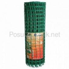 Гидроагрегат Сетка садовая пластиковая квадратная 33x33мм, 1x20м, зеленая
