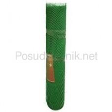 Гидроагрегат Сетка садовая пластиковая ромбическая 15x15мм, 1.2x20м, зеленая