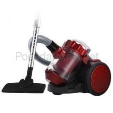 Lumme Пылесос LU-3206 черн/красный, мульти-циклон