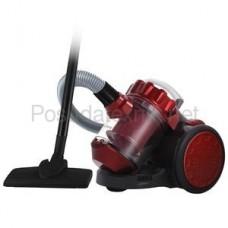Lumme Пылесос LU-3209 черн/красный, мульти-циклон