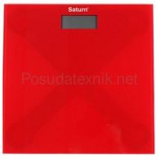 Весы Saturn PS0294 red