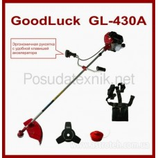 GoodLuck Бензотриммер GL-430A + штанга