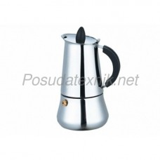 Кофеварка Kinghoff эспрессо 2 чашк.KH-3161