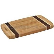 Доска разделочная бамбук 24х20х1,8см Kinghoff KH-1139