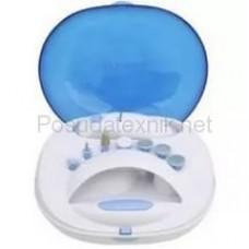 Маникюрно-педикюрн набор Marta MT-2612 синий