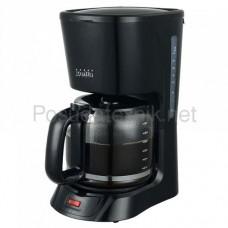 Кофеварка Delta DL-8141 чёрная